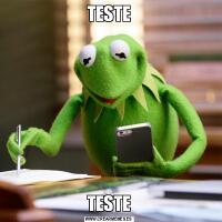 TESTETESTE